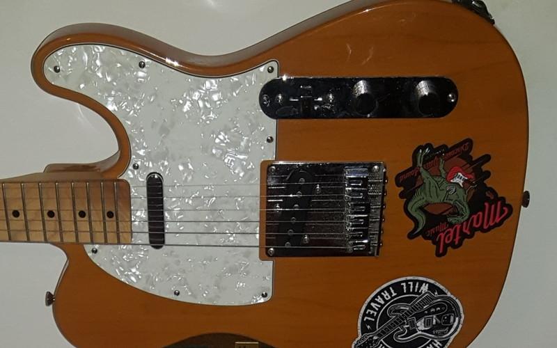 Fender Squirre