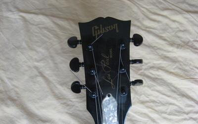 Gibson Les Paul Joe Perry signature