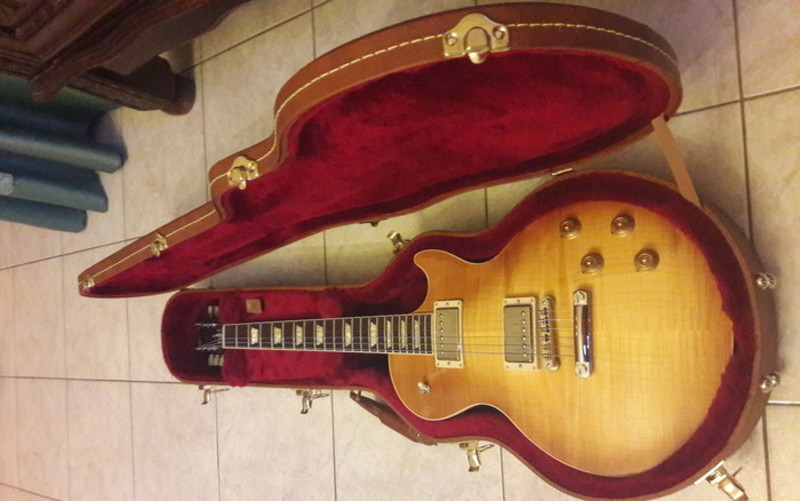 Gibson Les paul traditionnal