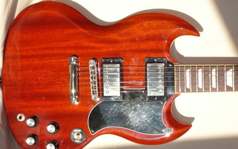 Gibson SG std reissue