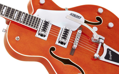 Gretsch Electromatic, Orange