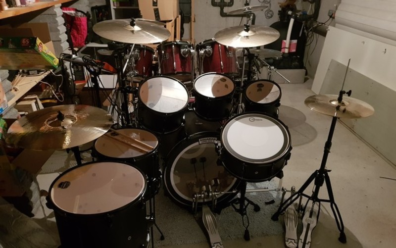 Mapex Mars Nightwood