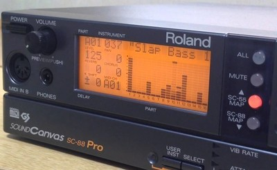 Roland SC 88 Pro