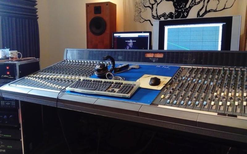 Soundcraft Saphyrre