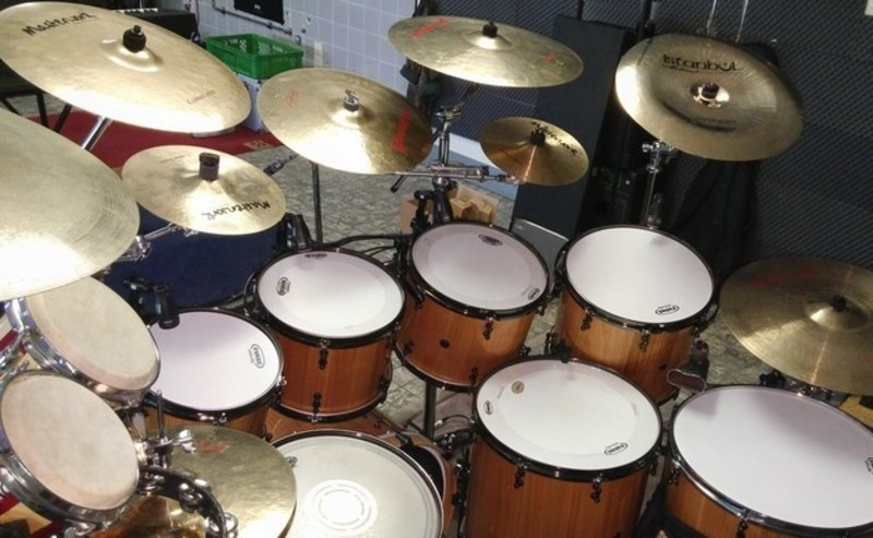 Vulkano-Drums Volcano-Cherry